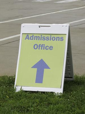 admissions crm software