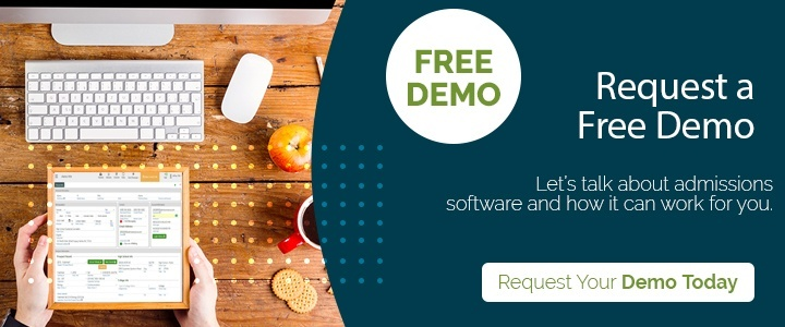 Student admissions software free demo